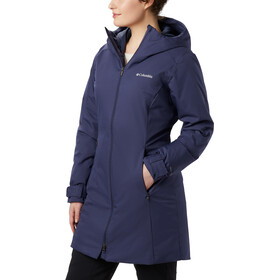 Columbia Autumn Rise Manteau long Femme, nocturnal